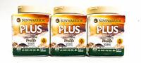 Sunwarrior Classic Plus Organic Vegan Lean Protein - 3 PACK 45 Servings VANILLA