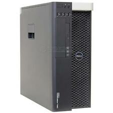 Dell Workstation Precision T3600 QC Xeon E5-1603 2,8GHz 8GB 500GB