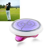 New Golf Slope Putting Helper Level Ball marker Hat Clip Sports Useful