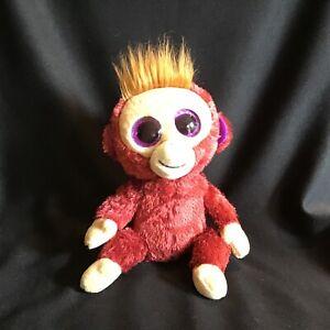 TY Beanie Boo BORIS Monkey