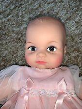 "14"" Vintage Cameo Miss Peeps Baby Doll Dressed"