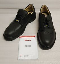 Elten safety low boots OFFICER S2 ESD SRC business shoes with steel toe