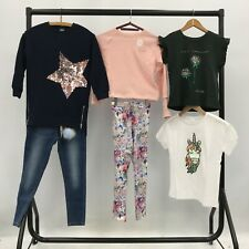 New Next Clothing Joblot Age 9 Years Children's Girls Tops Jeans Leggings 472072