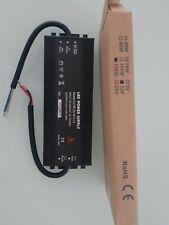 120 Watt Waterproof LED Power Supply Driver Transformer 120W to 12V Dc Output