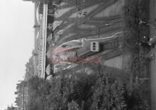 PHOTO  EDINBURGH (WAVERLEY) STATION 3 X 2 CAR SETS NOW LEAVING AND TYPE 2 IN BAC