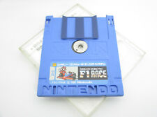 MARIO F1 RACE Disk Only Nintendo Famicom Disk Japan Game dk