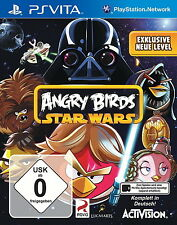 Angry Birds Star Wars - deutsch - PSVITA - Neu / OVP