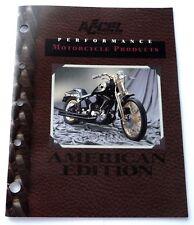 ACCEL MOTORCYCLE PARTS CATALOG - AMERICAN EDITION 1997 - HARLEY-DAVIDSON