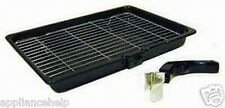 HOTPOINT Cooker Oven GRILL PAN & HANDLE COMPLETE Kit