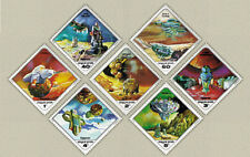 Hungary 1978. Space Fantactic of the space set MNH (**) Mi: 3265-3271 / 4 EUR