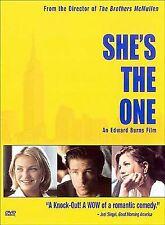 She's the One (DVD, 2000, Widescreen & Fullscreen Edition)