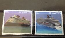 Sint Maarten - Postfris / MNH - Complete set Cruiseships III 2013