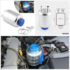 Car Racing Fuel Power Steering Tank Fluid Reservoir Tank Breather Tank Universal