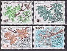 Monaco - 1980 - Timbres préoblitérés - N° 66 à 69 - Neufs ** - MNH