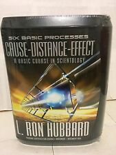 L Ron Hubbard Six Basic Processes Cause Distance Effect Audio Book CD