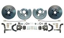 "Mopar 1962-72 B - Body 12"" Big Rotor Front Disc Brake Conversion Kit 12"" Rotors"