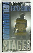 Neil Diamond - Stages: Performances 1970-2002 ~ NEW 5-CD/1-DVD Box Set (6 Discs)