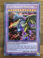 Yu-Gi-Oh! LC03-EN004 Five Headed Dragon Ultra Rare, NM EN