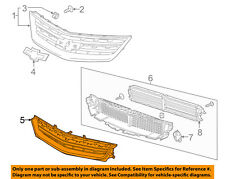 Chevrolet GM OEM 14-16 Impala Front Bumper-Lower Bottom Grille Grill 22941696