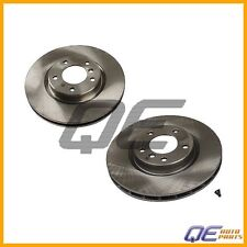 BMW M3 & Z3 Set of 2 Front Left & Right Brembo Rotors 34112227171 / 34112227172