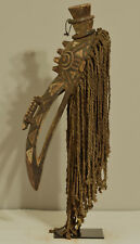 Mask African Mossi Bird Crest Burkina Faso Courting Mask