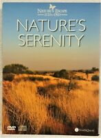 Nature's Serenity by Various Artists - 3 Disc Set (2 CD, 1 DVD) - FREE SHIPPING