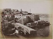 Malte Photo albuminé 10x13cm ca 1880