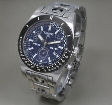 Tissot PRS 516 J565/665 40mm Reverse Retrograde Chronograph Mens Swiss Watch