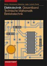 Elektrotechnik Gesamtband Technische Mathematik - Betrie... | Buch | Zustand gut