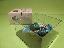 TROFEU 1109 SUBARU IMPREZA WRC - PORTUGAL 1998 - BELGACOM - BLUE 1:43 - MIB