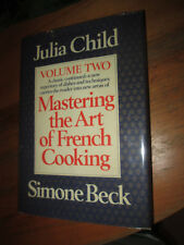 Julia Child MASTERING THE ART OF FRENCH COOKING v 2 First Edition clean copy!