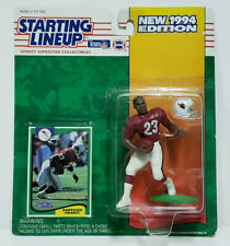 GARRISON HEARST - Arizona Cardinals - Starting Lineup NFL SLU 1994 Figure & Card