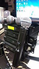 Shure SLX24/BETA58  Wireless Microphone System L4 Band