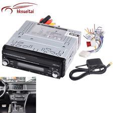 Double 1Din Navigation Sat Nav System DVD MP3 Player GPS USB Car HD Touch SCREEN