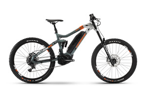 2020 Haibike XDURO DWNHLL 8.0 Yamaha E Electric Bike Bicycle Rockshox