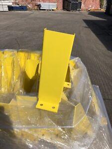Pallet Racking Column Gaurds By VPM Racking