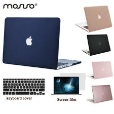 Mosiso Case for Macbook Pro 15 Retina A1398 2013 2014 2015 2016 w keyboard cover