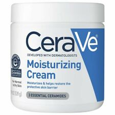 CeraVe Moisturizing Cream with Ceramides and Hyaluronic Acid - 19oz.