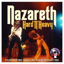 NAZARETH - HARD N HEAVY-MOST ROCKING TRACKS 1973-2008  (CD) 18 TRACKS ROCK  NEW+