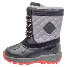 Carter's Toddler Boy's Aikin Cold Weather Snow Boot Size 6 New Nib