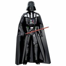 Swarovski Star Wars Darth Vader Figure 5379499 Crystal Lightsaber Episode 9 MINT