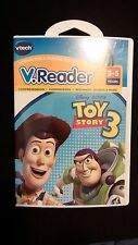V.Reader Toy Story 3 Electronic Learning Game Software