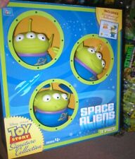 TOY STORY SIGNATURE COLLECTION 3 PACK ALIEN FIGURES, DIFFERENT FACES, UNOPENED