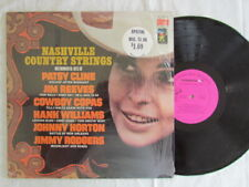 Nashville Country Strings,Instrumental,Vinyl lp,Mountain Dew Records.