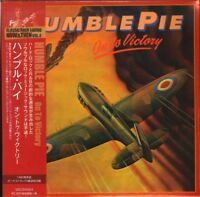 HUMBLE PIE-ON THE VICTORY-JAPAN MINI LP CD BONUS TRACK Ltd/Ed F56