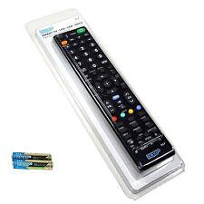 HQRP Mando a distancia para Sony Bravia KDL42-KDL70 Series TV Smart 1-479-686-21