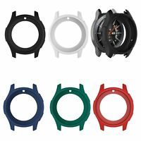 For Samsung Gear S3/Samsung Galaxy Watch 46mm SM-R800 Silicone Cover Shell Frame