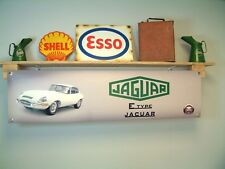 Jaguar E Type Jag Car Banner Classic Workshop Garage Show Display