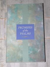 Promises of Psalms Barbour Paperback New
