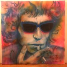Bob Dylan Acrylic Art Paintings